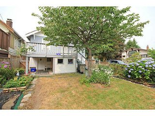 Photo 15: 3908 DUNBAR ST in Vancouver: Dunbar House for sale (Vancouver West)  : MLS®# V1133216