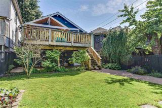 Photo 14: 1243 E 18TH AVENUE in Vancouver: Knight House for sale (Vancouver East)  : MLS®# R2075372