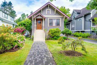 Main Photo: 407 SEVENTH AVENUE in New Westminster: GlenBrooke North House for sale : MLS®# R2117794