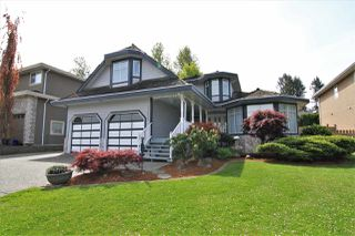 Photo 1: 20498 124A AVENUE in Maple Ridge: Northwest Maple Ridge House for sale : MLS®# R2284229