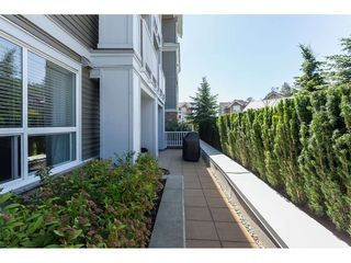 "Photo 15: 112 6480 194 Street in Surrey: Clayton Condo for sale in ""WATERSTONE - ESPLANADE"" (Cloverdale)  : MLS®# R2391477"