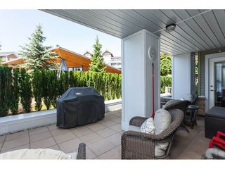"Photo 14: 112 6480 194 Street in Surrey: Clayton Condo for sale in ""WATERSTONE - ESPLANADE"" (Cloverdale)  : MLS®# R2391477"