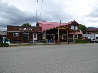 Main Photo: 130 2ND Street: Atlin Business with Property for sale (Terrace (Zone 88))  : MLS®# C8027195