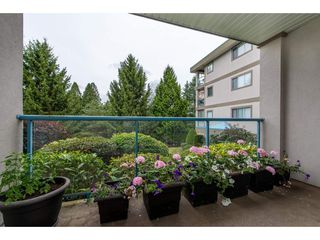 """Photo 19: 103 33090 GEORGE FERGUSON Way in Abbotsford: Central Abbotsford Condo for sale in """"Tiffany Place"""" : MLS®# R2394882"""
