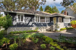 Photo 1: 619 Transit Road in VICTORIA: OB South Oak Bay Single Family Detached for sale (Oak Bay)  : MLS®# 416625