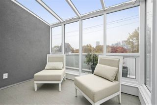 """Photo 3: 2243 OAK Street in Vancouver: Fairview VW Townhouse for sale in """"THE SIXTH ESTATE"""" (Vancouver West)  : MLS®# R2429333"""