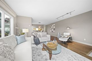 """Photo 5: 2243 OAK Street in Vancouver: Fairview VW Townhouse for sale in """"THE SIXTH ESTATE"""" (Vancouver West)  : MLS®# R2429333"""
