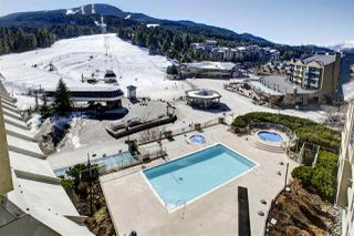 """Photo 2: 720 4320 SUNDIAL Crescent in Whistler: Whistler Village Condo for sale in """"PAN PACIFIC MOUNTAINSIDE"""" : MLS®# R2447615"""