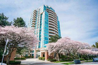 Main Photo: 506 6622 SOUTHOAKS Crescent in Burnaby: Highgate Condo for sale (Burnaby South)  : MLS®# R2450242