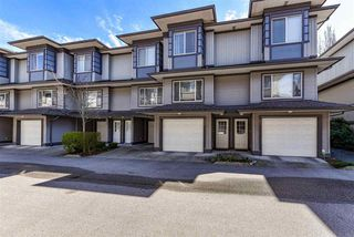 "Photo 1: 154 18701 66TH Avenue in Surrey: Clayton Townhouse for sale in ""ENCORE AT HILLCREST"" (Cloverdale)  : MLS®# R2450209"