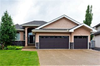Photo 1: 18 Leveque Way: St. Albert House for sale : MLS®# E4203735