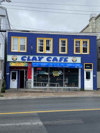 Main Photo: 6411 6413 6415 Quinpool Road in Halifax: 4-Halifax West Commercial  (Halifax-Dartmouth)  : MLS®# 202013338