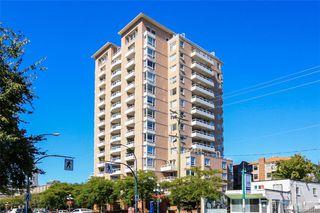 Photo 1: 1107 930 Yates St in Victoria: Vi Downtown Condo Apartment for sale : MLS®# 843419