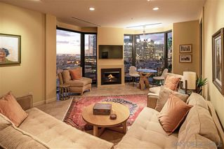 Photo 5: DOWNTOWN Condo for sale : 2 bedrooms : 500 W Harbor Drive #PH 1314 in San Diego