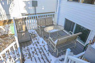 Photo 35: 8 3 POIRIER Avenue: St. Albert House Half Duplex for sale : MLS®# E4223072