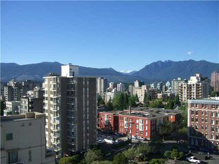 "Photo 9: 504 1250 BURNABY Street in Vancouver: West End VW Condo for sale in ""THE HORIZON"" (Vancouver West)  : MLS®# V937201"