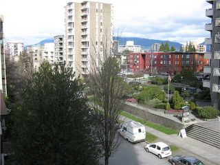 "Photo 7: 504 1250 BURNABY Street in Vancouver: West End VW Condo for sale in ""THE HORIZON"" (Vancouver West)  : MLS®# V937201"