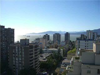 "Photo 8: 504 1250 BURNABY Street in Vancouver: West End VW Condo for sale in ""THE HORIZON"" (Vancouver West)  : MLS®# V937201"