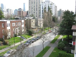 "Photo 6: 504 1250 BURNABY Street in Vancouver: West End VW Condo for sale in ""THE HORIZON"" (Vancouver West)  : MLS®# V937201"