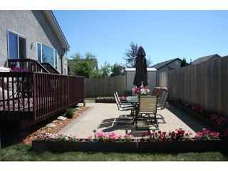 Photo 16: 444 De La Seigneurie Boulevard in WINNIPEG: Windsor Park / Southdale / Island Lakes Residential for sale (South East Winnipeg)  : MLS®# 1206107