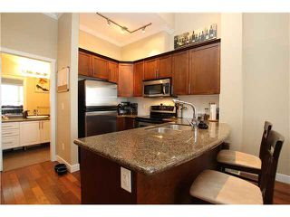 "Photo 3: 407 2627 SHAUGHNESSY Street in Port Coquitlam: Central Pt Coquitlam Condo for sale in ""VILLAGIO"" : MLS®# V1076806"