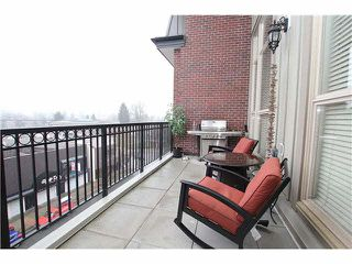 "Photo 14: 407 2627 SHAUGHNESSY Street in Port Coquitlam: Central Pt Coquitlam Condo for sale in ""VILLAGIO"" : MLS®# V1076806"
