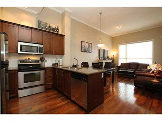 "Photo 5: 407 2627 SHAUGHNESSY Street in Port Coquitlam: Central Pt Coquitlam Condo for sale in ""VILLAGIO"" : MLS®# V1076806"