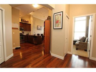 "Photo 9: 407 2627 SHAUGHNESSY Street in Port Coquitlam: Central Pt Coquitlam Condo for sale in ""VILLAGIO"" : MLS®# V1076806"