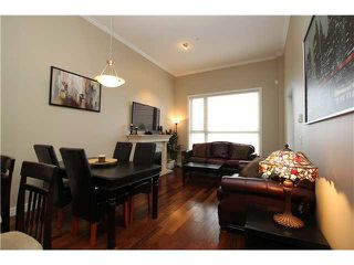 "Photo 8: 407 2627 SHAUGHNESSY Street in Port Coquitlam: Central Pt Coquitlam Condo for sale in ""VILLAGIO"" : MLS®# V1076806"