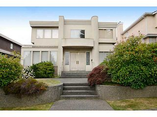 Photo 1: 2215 W 23RD Avenue in Vancouver: Arbutus House for sale (Vancouver West)  : MLS®# V1077262