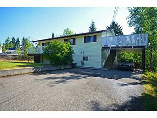 Photo 1: 7346 BEAR Road in Prince George: Lafreniere House for sale (PG City South (Zone 74))  : MLS®# N238619