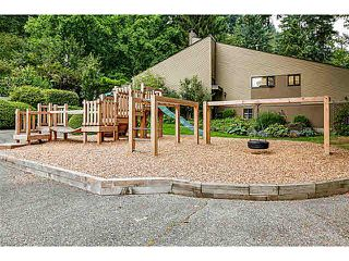 """Photo 19: 1163 HERITAGE Boulevard in North Vancouver: Seymour NV Townhouse for sale in """"HERITAGE IN THE WOODS"""" : MLS®# V1080748"""