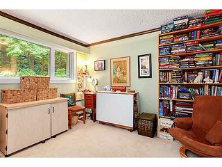 "Photo 16: 1163 HERITAGE Boulevard in North Vancouver: Seymour NV Townhouse for sale in ""HERITAGE IN THE WOODS"" : MLS®# V1080748"