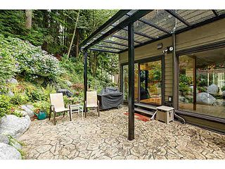 """Photo 18: 1163 HERITAGE Boulevard in North Vancouver: Seymour NV Townhouse for sale in """"HERITAGE IN THE WOODS"""" : MLS®# V1080748"""