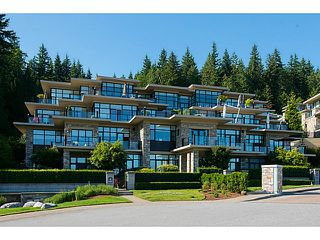 Photo 1: # 301 2285 TWIN CREEK PL in West Vancouver: Whitby Estates Condo for sale : MLS®# V1080040