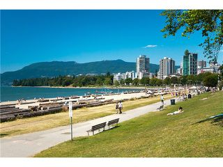 Photo 20: # 408 1975 PENDRELL ST in Vancouver: West End VW Condo for sale (Vancouver West)  : MLS®# V1113721