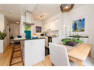 Photo 6: # 408 1975 PENDRELL ST in Vancouver: West End VW Condo for sale (Vancouver West)  : MLS®# V1113721