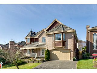 Main Photo: 3156 Silverthrone Drive in Coquitlam: Westwood Plateau House for sale : MLS®# V1126308