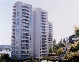 Photo 1: 1401 71 JAMIESON COURT in New Westminster: Fraserview NW Condo for sale : MLS®# R2014454