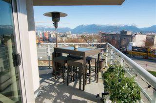 Photo 10: 409 298 E 11TH AVENUE in Vancouver: Mount Pleasant VE Condo for sale (Vancouver East)  : MLS®# R2053656