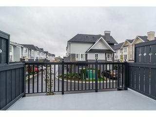 Photo 18: 15 8476 207A STREET in Langley: Willoughby Heights Townhouse for sale : MLS®# R2114834