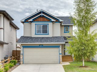 Photo 1: 87 Chapman Circle SE in Calgary: Chaparral House for sale : MLS®# C4064813