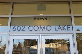 Photo 2: 208 602 COMO LAKE AVENUE in Coquitlam: Coquitlam West Condo for sale : MLS®# R2336045