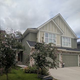Photo 1: 13008 205 Street in Edmonton: House Duplex for rent