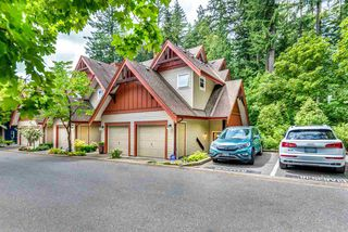 "Photo 1: 20 50 PANORAMA Place in Port Moody: Heritage Woods PM Townhouse for sale in ""Adventure Ridge"" : MLS®# R2402067"