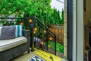 """Photo 23: 3170 PRINCE EDWARD Street in Vancouver: Mount Pleasant VE Townhouse for sale in """"SIXTEEN EAST"""" (Vancouver East)  : MLS®# R2404274"""