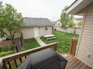 Photo 20: 704 176 ST SW in Edmonton: Zone 56 Attached Home for sale : MLS®# E4167890