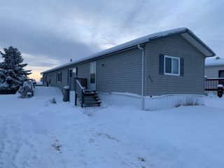 Photo 1: 811 Parkland Heights Way: Rural Parkland County Mobile for sale : MLS®# E4185079
