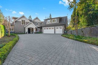 Main Photo: 4588 KEITH Road in West Vancouver: Caulfeild House for sale : MLS®# R2443285
