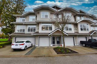 "Photo 1: 99 20460 66 Avenue in Langley: Murrayville Townhouse for sale in ""WILLOW EDGE"" : MLS®# R2460627"
